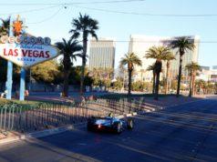 Formula E in Las Vegas
