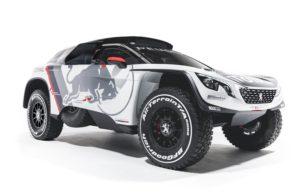 Peugeot 3008 DKR