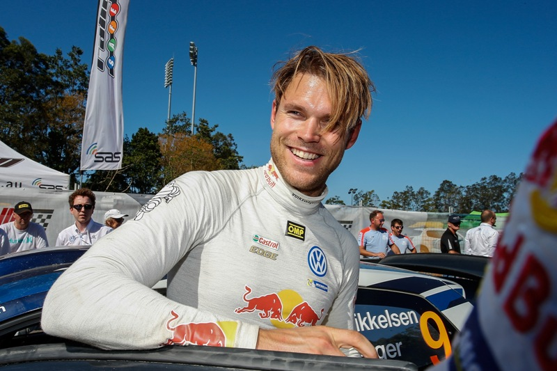 Andreas Mikkelsen With A 2 Sec Lead In Australia News