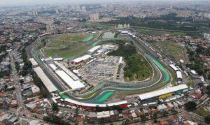 Aerial view - Round 18 at Autodromo Jose Carlos Pace, Sao Paulo, Brazil, Sunday 15th November 2015 +++ Photo: RACE-PRESS