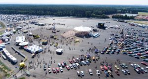 the Opel Test Center in Rodgau-Dudenhofen celebrated its 50th birthday with more than 20,000 visitors