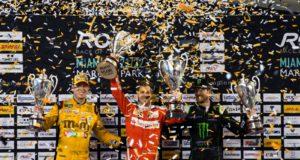 ROC, Race of Champions, Sebastian Vettel