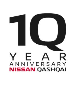 Nissan Qashqai 10th Anniversary