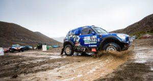 Mohamed Abu Issa, Dakar Rally