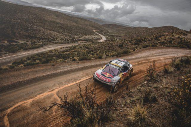 Stephane Peterhansel, Dakar Rally