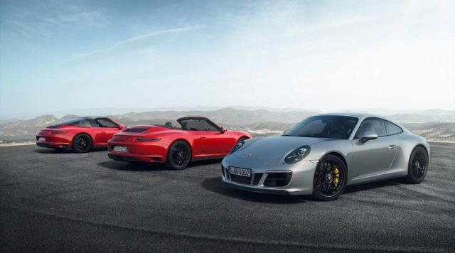 911 Targa 4 GTS, 911 Carrera 4 GTS Cabriolet, 911 Carrera 4 GTS, Porsche