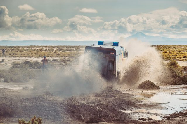 Dmitry Sotnikov, Dakar Rally, Dakar