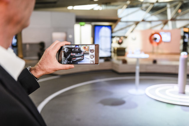 BMW i,BMW,augmented reality