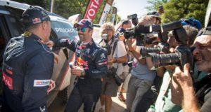 Sébastien Loeb, Dakar, Dakar Rally