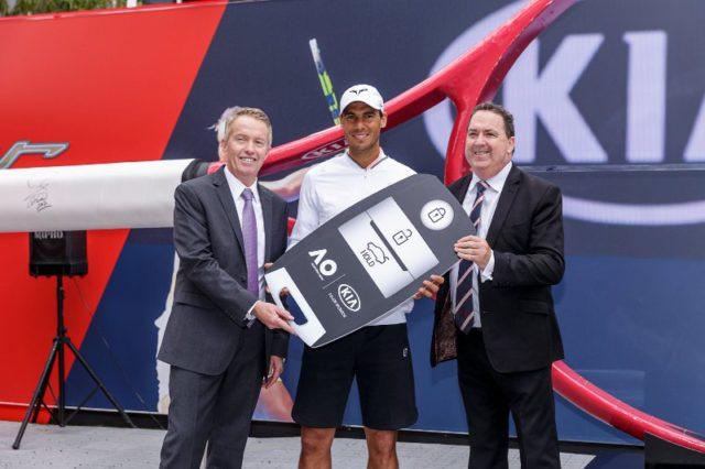 Rafael Nadal, KIA Motors