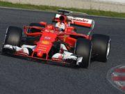 Sebastian Vettel, F1 test