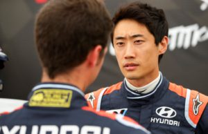 Chewon Lim, Hyundai Motorsport Driver Development Program