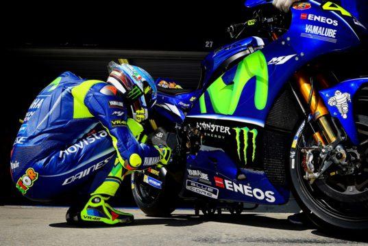 Valentino Rossi, Michelin