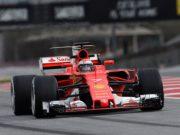 Kimi Raikkonen, F1 test