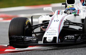 Felipe Massa, Paddy Lowe