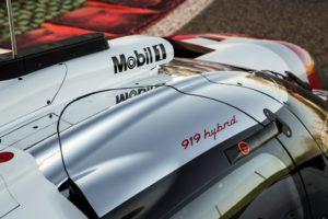 Porsche 919 Hybrid, Modell 2017
