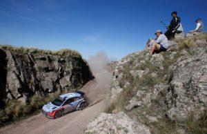 Rally Argentina, Hyundai, Thierry Neuville