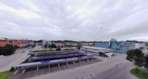 Sauber, factory, Hinwil