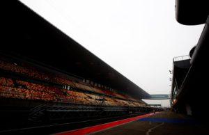 Chinese Grand Prix, Shanghai