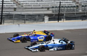 Alexander Rossi, Max Chilton, Indy 500