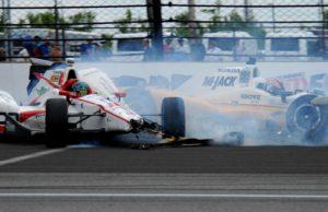 James Davison, Oriol Servia, Indianapolis 500