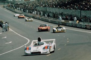 Jacky Icks, 1977 Le Mans