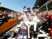 Brendon Hartley, Timo Bernhard, Earl Bamber, Porsche