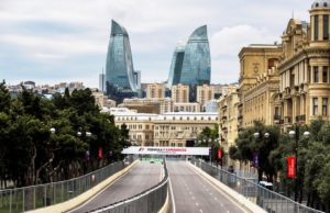 Red Bull, Azerbaijan Grand prix, Baku