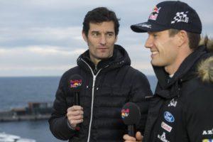 Sebastien Ogier, Mark Webber