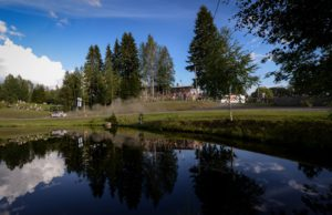 Ogier, Rally Finland