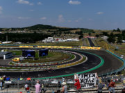 Hungaroring, overheating