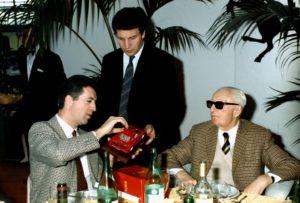 Enzo Ferrari, Piero Ferrari
