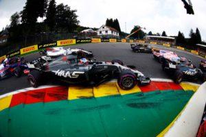 Romain Grosjean, Kevin Magnussen, Haas