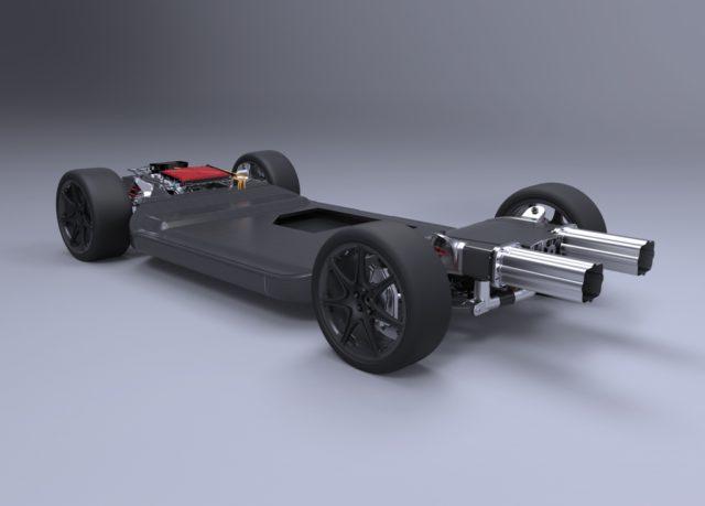 Williams Advanced Engineering, FW-EVX