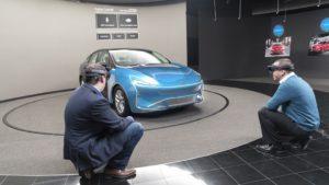 Microsoft HoloLens, Ford