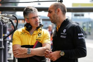 Nick Chester, Cyril Abiteboul, Renault