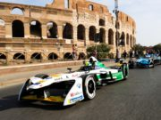 Rome ePrix, Lucas Di Grassi, Audi Sport ABT Schaeffler