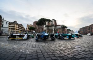 Eurosport, Formula E, Rome ePrix
