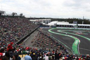 Autódromo Hermanos Rodríguez, Mexican Grand prix