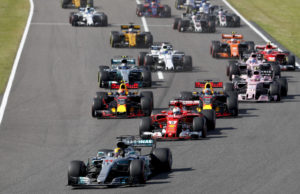 Mercedes, start, Japanese Grand prix