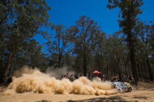 Kennards Hire Rally Australia