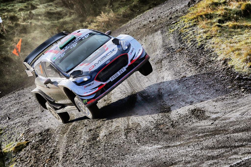 Elfyn Evans reflects on making history in Wales - News for Speed