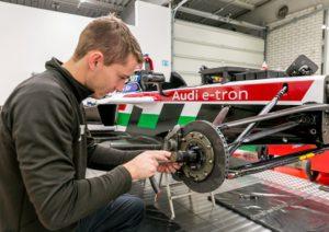 Formula E, Audi