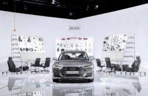 Design Miami, Audi