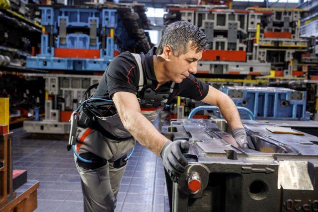 exoskeleton, Audi