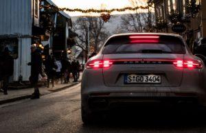Porsche, Santa Claus