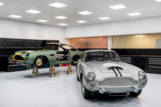 Aston Martin, Newport Pagnell