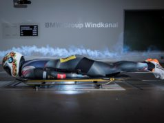 BMW, wind tunnel, Tina Hermann, Skeleton