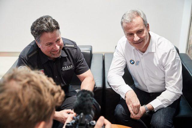 Jens Marquardt, Michael Andretti