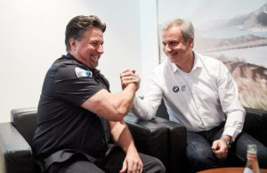 Michael Andretti, Jens Marquardt